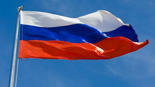 Дмитрий Никулин и Геннадий Орлов поздравили выборжан с Днем Государственного флага