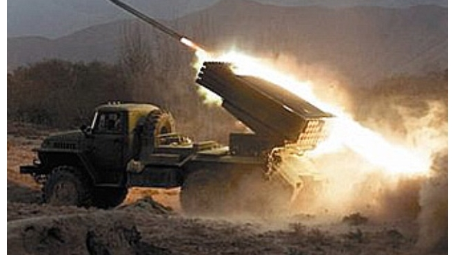 Ополченцы ДНР сбили очередной военный самолет Украины