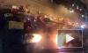 В Интернете появились фото и видео страшного пожара в Новосибирске