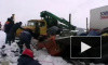 Видео смертельного ДТП из Челябинска: КамАЗ протаранил фуру