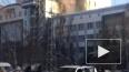 """Cтрашный пожар в здании """"Газпромнефть-Восток"""" в Томске ..."""