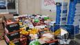 На юге Петербурга нашли склад с 3,5 тонн санкционных ...