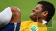 Бразильцы надругались над Халком