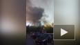 Склады Ленфильма на улице Тамбасова тушили 60 пожарных ...
