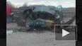 Видео: на Таллинском шоссе столкнулись две иномарки