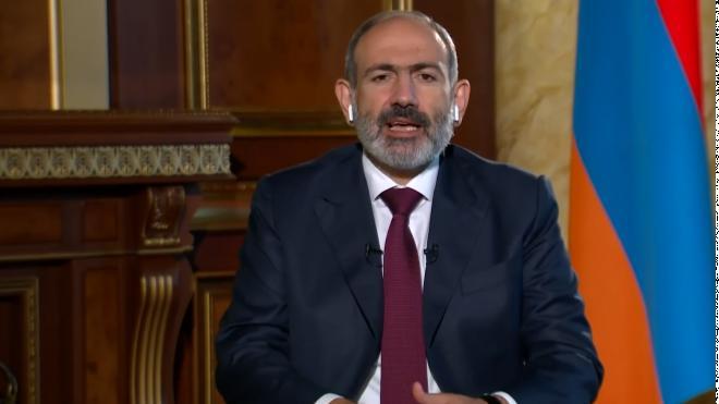 Пашинян призвал урегулировать конфликт в Карабахе на основе компромисса