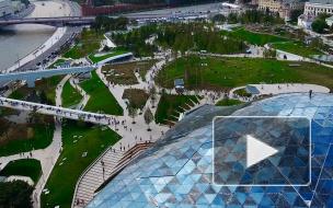 """На месте судебного квартала в Петербурге построят парк по подобию """"Зарядья"""""""