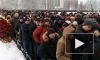 Похороны Романа Филипова: проститься с героем пришли сотни людей (ФОТО)