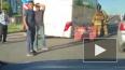 Видео: на проспекте Косыгина автобус провалился в ...