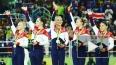 Гимнастка Алия Мустафина выиграла золото и намерена ...