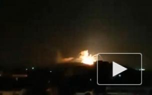 В Израиле заявили об авиаударах по объектам Сирии в ответ на обстрел