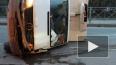 Видео: на Петроградке перевернулась ГАЗель