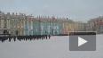 Репетиция парада в честь 75-летия со дня снятия блокады ...