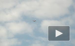 Девять самолетов кружат над Пулково из-за приезда Путина