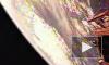 Опубликовано первое видео с южнокорейского спутника