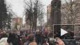 В сквере Блокадников Георгий Полтавченко открыл памятник ...