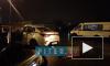 Видео: на Октябрьской набережной КИА въехала под эвакуатор. Есть пострадавшие