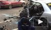 Появились кадры жуткой аварии в Краснодаре