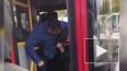 Видео из Казани: Водитель автобуса избил пассажира ...