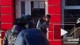 В сети появилось видео задержания неадекватного мужчины ...