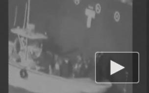 """США показали видео """"доказательств"""" причастности Ирана к инциденту в Оманском заливе"""