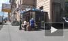 Павильон раздора. Жители Красногвардейского района не рады новым торговцам