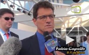 Капелло свалил на футболистов вину всю за провал на ЧМ-2014