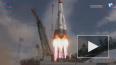 """Ракета """"Союз-2.1а"""" с пилотируемым кораблем """"Союз МС-16"""" ..."""