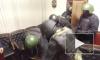 МВД опубликовало видео задержания подозреваемого в организации заказного убийства петербурженки