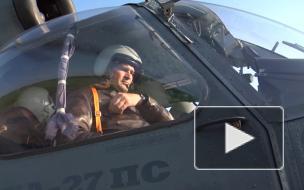В Петербурге стартовала тренировка авиации  к Главному военно-морскому параду