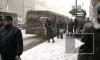 Замело, закружило. Петербург впервые за сезон оказался во власти серьёзного снегопада