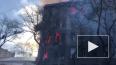 В Одессе загорелось здание колледжа. Есть погибшие ...