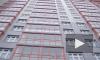 Бездомный погиб при падении с девятого этажа на улице Бурения