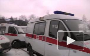 Бригады скорой помощи почтили память погибших в ДТП коллег