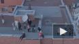 Школьники устроили вечеринку на крыше в Приморском ...