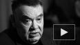 Режиссер Алексей Герман в реанимации с пневмонией