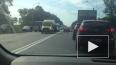 ДТП на Московском шоссе создало огромную пробку