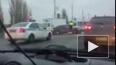 В сети появилось видео с места массовой аварии в Липецке