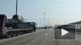 "Петербург ""покраснел"" из-за проезда военной техники ..."