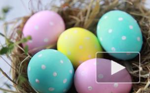 """Роспотребнадзор: """"Лучше всего красить яйца пищевыми красителями"""""""