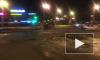 В Петербурге ночью произошло массовое ДТП с участием ГАИ
