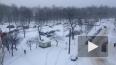 За сутки в Петербурге собрали 4 тысячи самосвалов ...