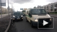 ДТП с инкассаторами спровоцировало пробку на Шафировском