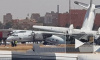 Видео из Судана: В аэропорту после столкновения два самолета превратились в груду железа