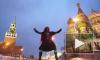 Видео: Джигурда лихо танцует на Красной площади под Gangnam Style