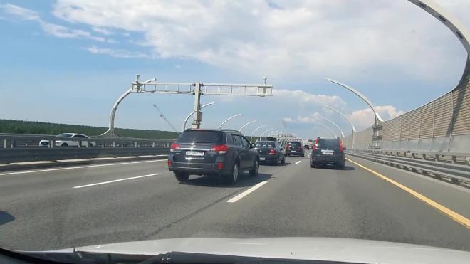 Opel влетел в Smart на ЗСД