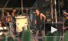 Джаред Лето с флагом России. 30 Seconds to Mars выступили в Петербурге