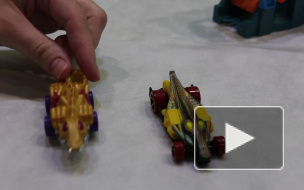 Мультик про машинки: Хот Вилс Атака Дракона.