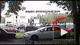 Видео: на Северной проспекте автоледи прокатила на ...