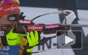 Норвежка Рейселанд выиграла спринт на чемпионате мира по биатлону